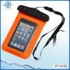 TPU waterproof dry bag for Iphone 5S 5C