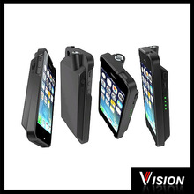 2013 New and Fashionable Vision 2300mah Vapecase E-Cigarette Battery attached with Iphone 5