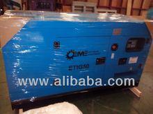 50 kVA Silent Type, 3 phase, Diesel Generator set