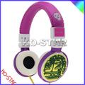 Très chaud Écouteurs, mix de musique dj casque pour téléphone mobile oreillette/haute définition alimentés. pp15 casque stéréo