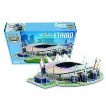 STADIUM 3D REPLICA PUZZLEMANCHESTER CITY ETIHAD