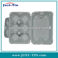 Eggs Sugarcane Pulp Molded Egg Tray