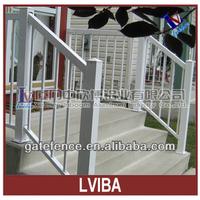 aluminium guide rail and aluminium hand rail stairs & aluminium stair railing