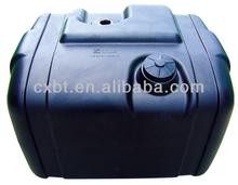 PE fuel tank by rotational OEM design