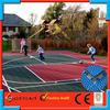 2014 cheap price plastic basketball court floor price