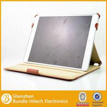 PU for ipad mini 2 stand leather case