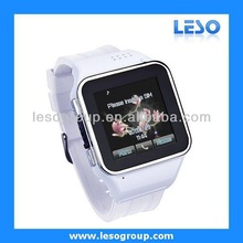 Bluetooth smart phone watch 1.54 inch touch screen Sync Function sync phone book call