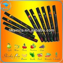 Sinca hot 2014 portable disposable e shisha non rechargeable e shisha disposable with cheapest price in china manufacturer