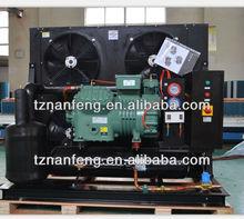 12-30hp bitzer,bitzer,dorin open type semi-hermetic cold room condensing unit