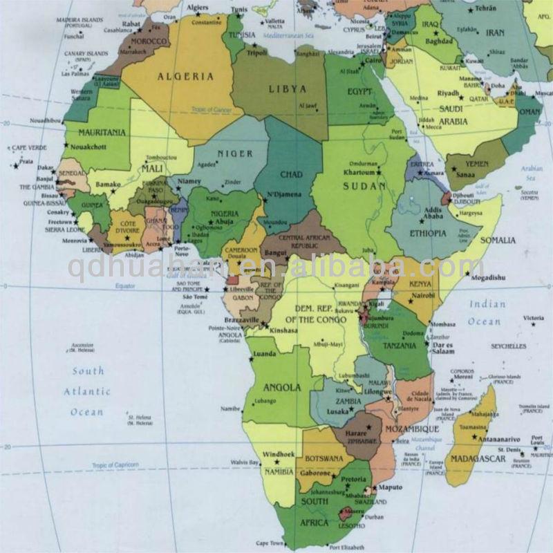 AFRICA --- LUANDA