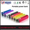 Factory wholesale price 2014 gift products~800mah 1200mah 1500mah 1800mah 2000mah 2600mah power bank external battery pack