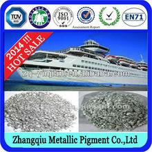White Silver metallic pigment manufacture of anticorrosive coating marine paint pigment powde