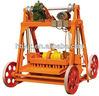 QMY5-45 Mobile Egg Laying block making machine price, manual egg laying brick machine