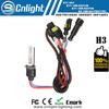 Crystal White 35W/45W 100w hid xenon kit h3 60000k