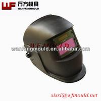 New Design flip up welding helmet with respirator mold/auto darkening helmets mould/full face shield helmet mold in Taizhou