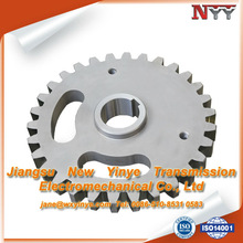 gears with high precision