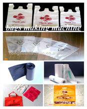 JSY-350plastic bags making line