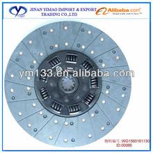 HOWO Truck Parts Clutch Disc WG1560161130