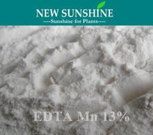 EDTA Mn 13% Chelated fertilizer