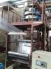 Polypropylene Rotary Die Head pp film extruder machine
