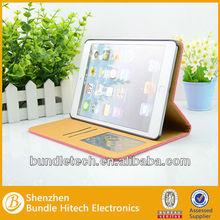 Factory supply,custom wallet case for ipad mini