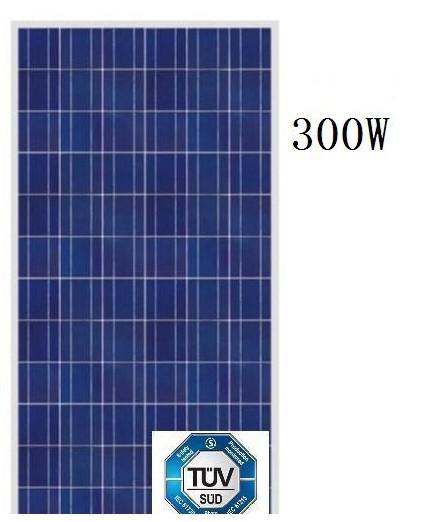 High Power 300W polycrystalline Solar Panel Price India