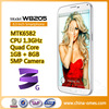 OMES Big 6 Inch 1G RAM Dual SIM Low Price China Mobile Phone