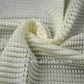 Laço africano 100% tecidos de malha de poliéster tecido para o forro do vestuário desportivo