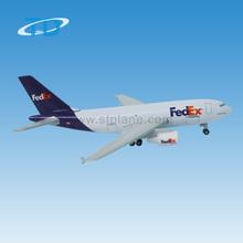 Fedex A310 12cm 1:390 plane mode las business gift