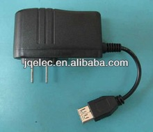 USB Charger for Samsung phone S3 S5 iPad iPhone 5 usb wall charger with cable 5v 1a 2.1a 3.1a