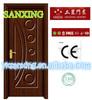 standard pvc mdf door design (SX-28)