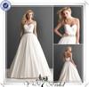 FQ0106 Simple white Ball gown wedding dress patterns Korean style wedding dress