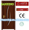 2014 standard pvc mdf door design (SX-45)High quality,quickly lead time.Reasonable price