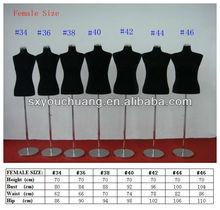 black cloth dolls