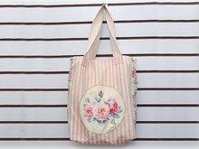 canvas hand bag