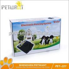 Wholesale Supplier Shock Function Electric Pet Fence