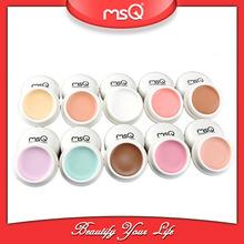 MSQ Multi-color Facial Concealer Cream Camouflage Palette