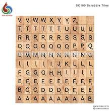wooden letter tiles