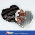 шоколад/конфеты/картофель фри бумажная упаковка коробки