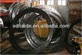 Daewoo de giro del engranaje del anillo, doosan daewoo radiadores para excavadora dh150 dh80 dx140 dx15 dx160