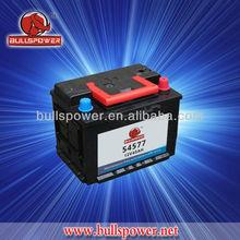 DIN Standard 12v45ah car battery,battery car,rocket car battery