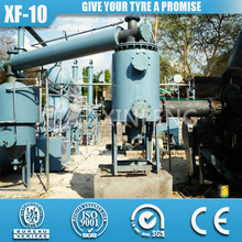 Customized fully automatic continuous tire recycling line to get oil