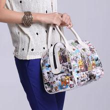 Bayanlar pamuk çanta, Kore moda bayan çanta toptan, taccu th1202