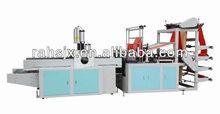 HSLQ-800 Four line auto-punching t shirt bag cold cutting machine