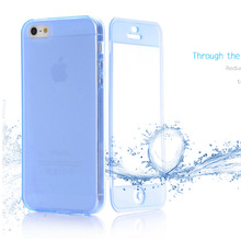 Hot Sell fashion Flip book style mobile phone covers waterproof TPU case for iphone 5