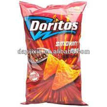 doritos machine tortilla snack making machine