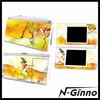 Vinyl protective skin sticker for ndsl