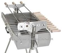Marine portable grill