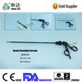 la oferta médica instrumento laparoscopico pesado agarrar con fórceps