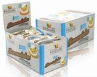 Natural Banana Candy Bar - Sugar free - Display with 24 candy bar 30 g